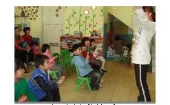 广东小蓓蕾幼儿园:识字让我快乐